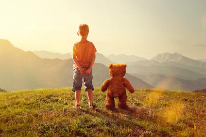 Myopie bei Kindern