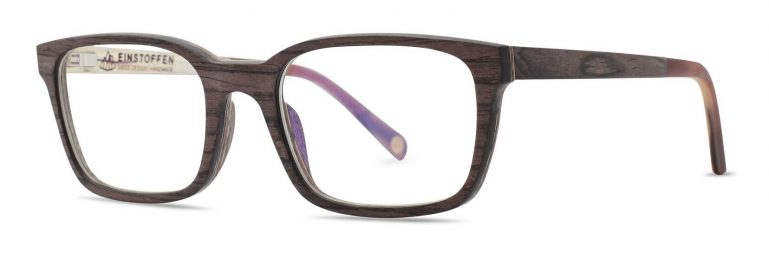 Holzbrille Sommelier