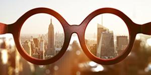 Ausgefallene Brillen