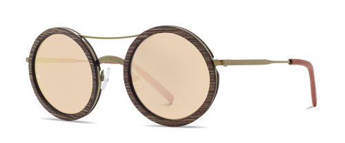 Sonnenbrille Holzbrille Polarforscher