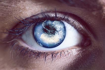 Augenabstand messen