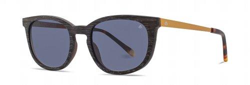 Sonnenbrille Holz Schmetterling