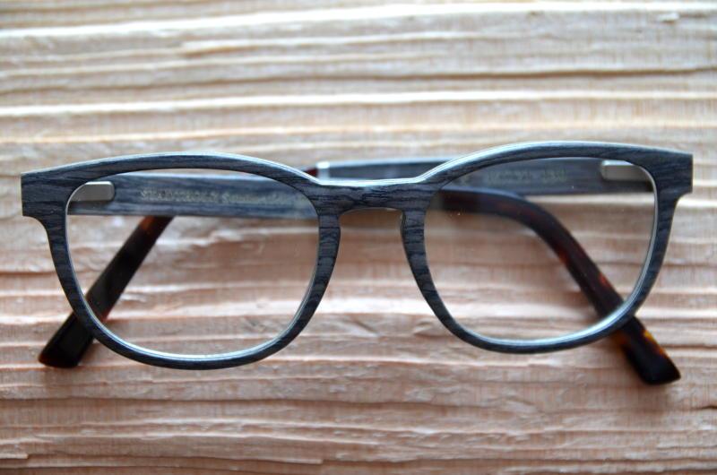 Holzbrillen von Stadtholz