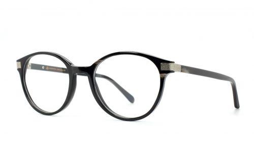Büffelhornbrille First Lady Horn schwarz oder braun