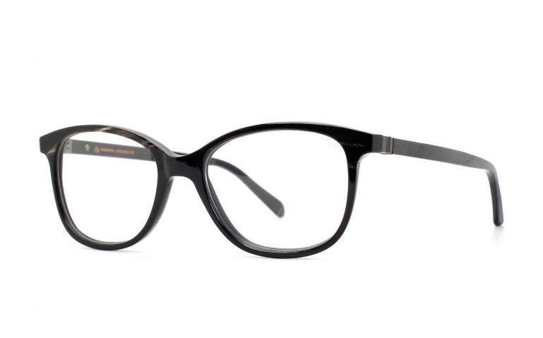 Bueffelhornbrille-Zuckerbaecker-Hornbrille-schwarz