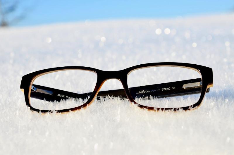 Die Hornbrille, ein reines Naturprodukt