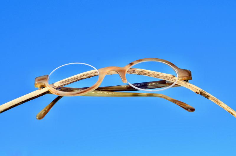 Superleichte Brille ausgefallenes Design
