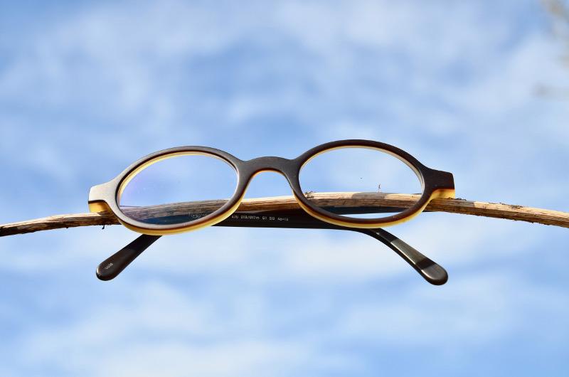 Herstellung einer Hornbrille