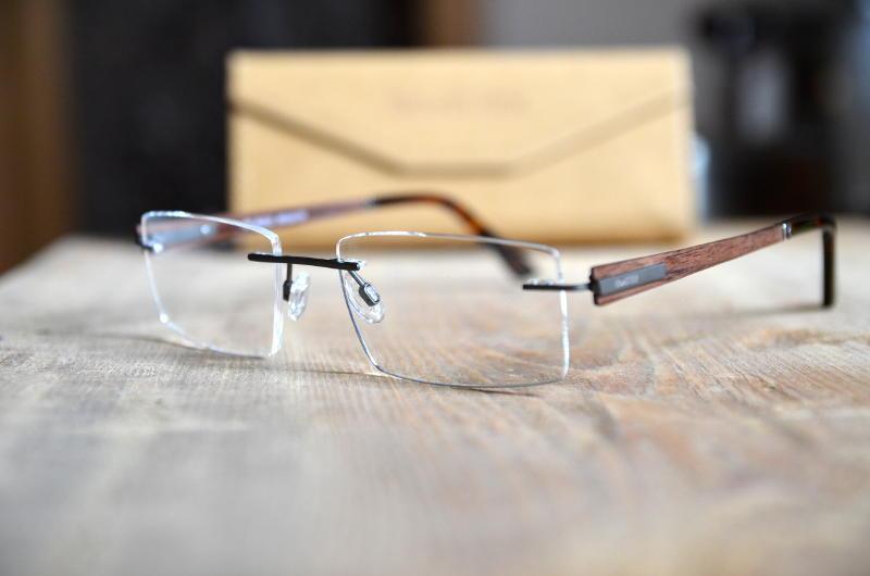 Brille ultraleicht randlos