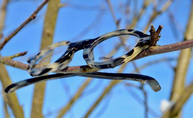 Schafhornbrille