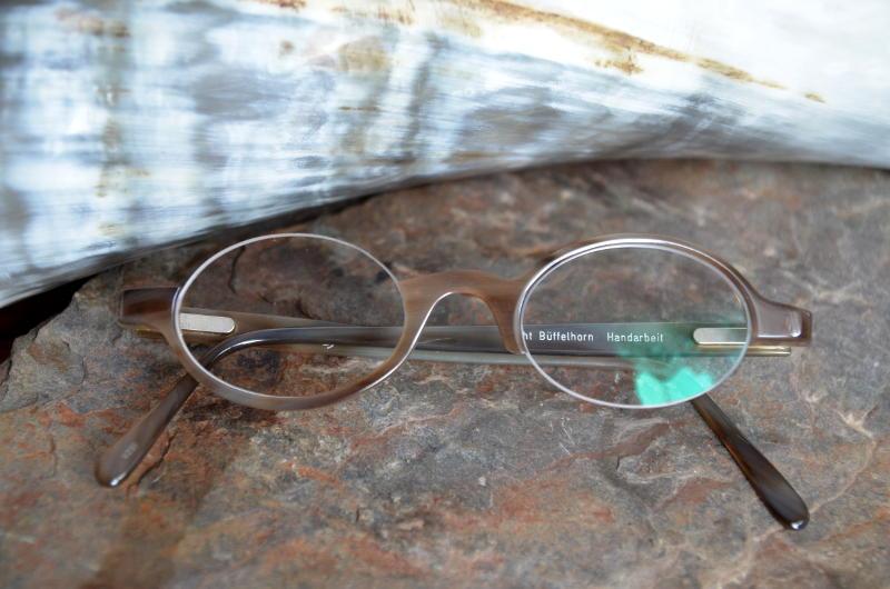 Stylische Hornbrille von Design Naturell
