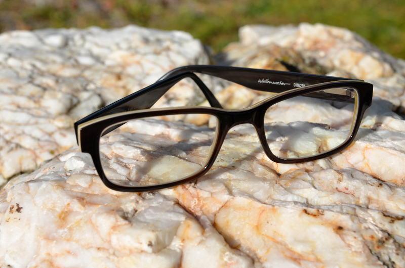Hornbrille von Wollenweber